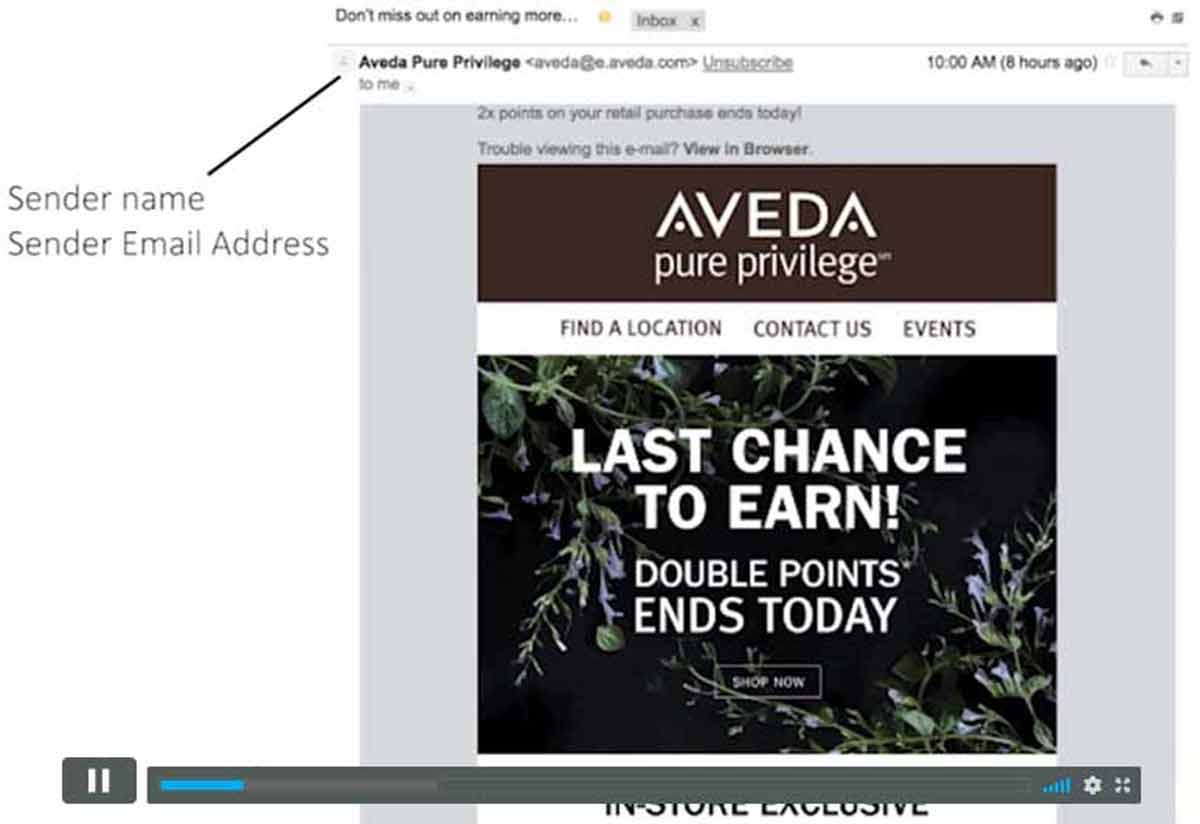 Email Marketing Class - Write subject lines that get opens explained in our course